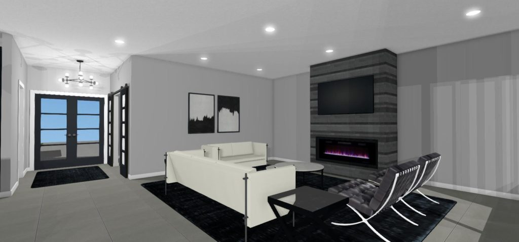 Entry/Great Room